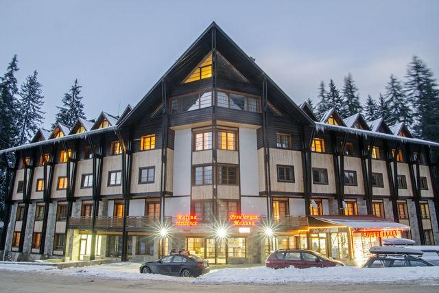 Резиденс Отель Малина